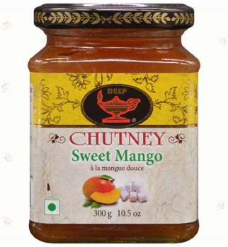 Deep Chutney Sweet Mango 300gm