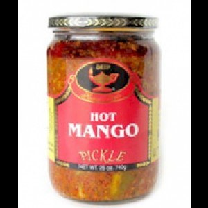 Deep Hot Mango Pickle 283 Gms