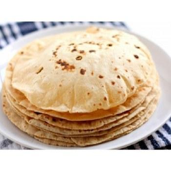 Fresh Chapati 10pcs