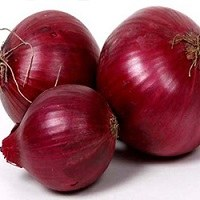 Fresh Red Onions (Big)