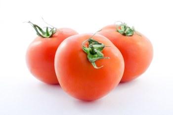 Fresh Tomato Round