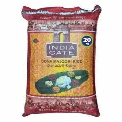 India Gate Sona Masoori Rice 20 Lb