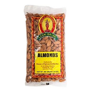Laxmi Almond 400 Gms