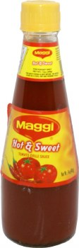 Maggi Hot & Sweet Sauce 500 Gms