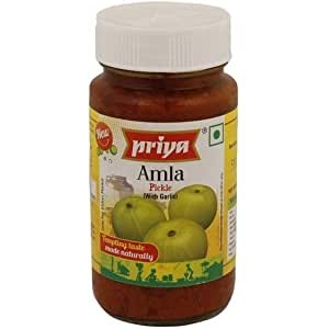 Priya Amla Pickles 8.88 Oz