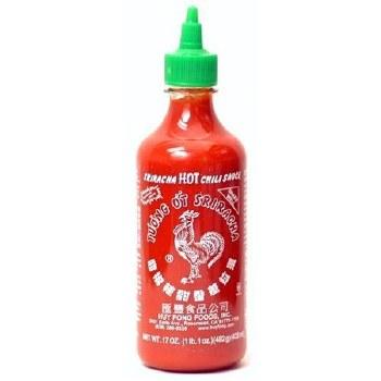 Sriracha Hot Chilli Sauce 17 Oz