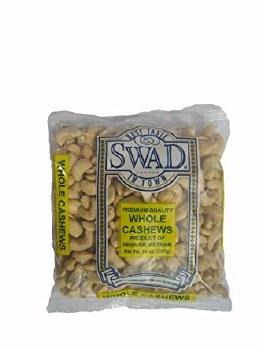 Swad Whole Cashews 14 Oz