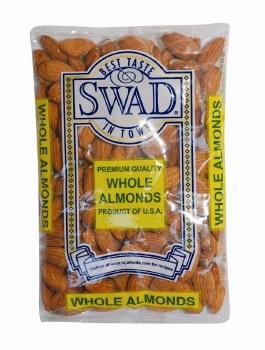 Swad Whole Almonds 7 Oz