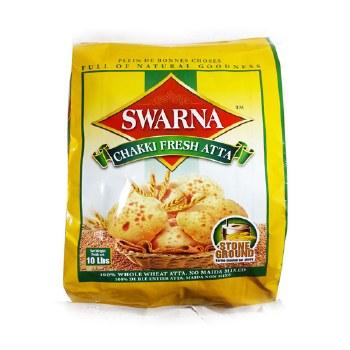 Swarna Chakki Atta 4 Lb