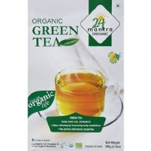 24  Mantra Green Tea