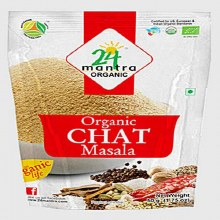 24 Mantra Chat Masala 50 Gms