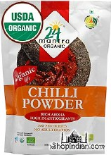 24 Mantra Chilli Powder 1 Lb