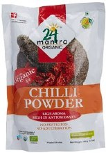 24 Mantra Chilly Powder 7 Oz