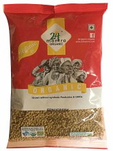 24 Mantra Fenugreek Seeds 7 Oz
