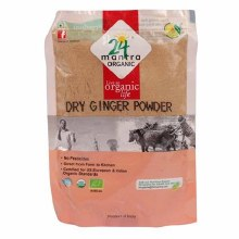 24 Mantra Ginger Powder 3.5 Oz
