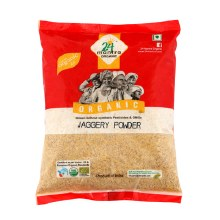 24 Mantra Jaggery Powder 1 Lb