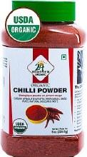 24 Mantra Kash Chilli Powder 200 Gms