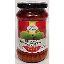 24 Mantra Mango Avakaya Pickle