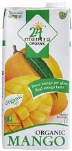 24 Mantra Mango Juice 1 Litre