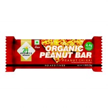 24 Mantra Peanut Bar 33 Gms
