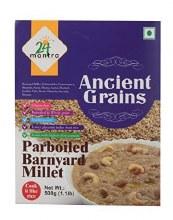 24 Mantra Pearled Barnyard Millet 500 Gms