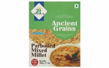 24 Mantra Pearled Mixed Millet 500 Gms