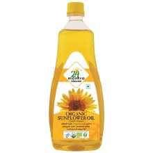 24 Mantra Sunflower Oil 32 Oz