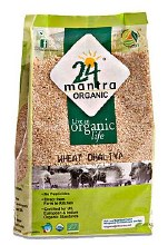 24 Mantra Wheat Daliya 4 Lb