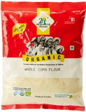 24 Mantra Whole Corn Flour 2 Lb
