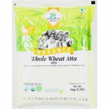 24 Mantra Whole Wheat Atta 2.2 Lb