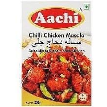 Aachi Chilli Ckn Masala 200g