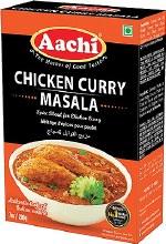 Aachi Chk Curry Masala 200g