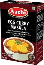 Aachi Egg Curry Masala 7oz