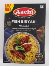 Aachi Fish Biryani 45gm