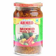 Ahmed Mixed Pickle 330 Gms
