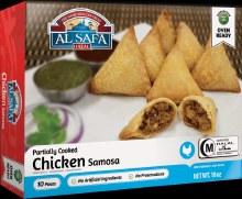 Alsafa Chicken Samosa 10oz