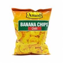 Anand Banana Chips Chilli 200 Gms
