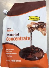 Anand Tamarind Concentrate 14oz