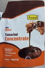 Anand Tamarind Concentrate 7oz