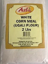 Asli White Corn Meal Coars 4 L