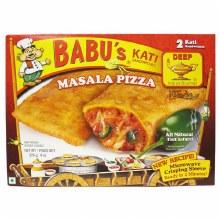 Babu's Masala Pizza oz