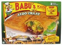 Babu's Aloo Chat 8 oz