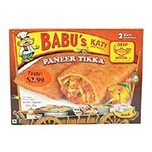 Babu's Paneer Tikka 226 gm
