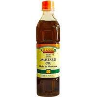 Bansi Mustard Oil 16.9 Fl oz