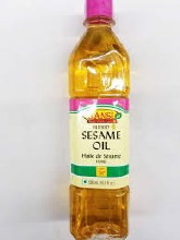 Bansi Sesame Oil 500 Ml