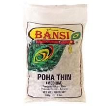 Bansi Thin Poha 4 Lb