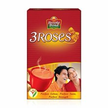 Brooke Bond 3 Roses 500 Gms