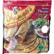 Bhagwati's Methi Thepla 256 gm