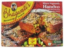 Bhagwati's Mixed Veg Handvo