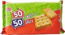 Britannia 50 50 Crackers Famil